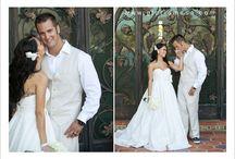The Adamson House Museum Wedding Photography / Wedding Photography at the Adamson House Museum by Gloria Mesa Photography