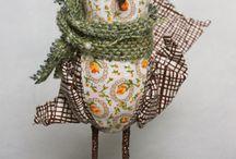 craft birds