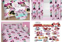 Minnie Mouse Room