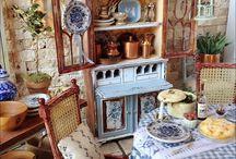 miniatures, dollhouses