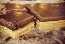 Sweet paleo / Caramel slice
