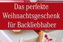 Plätzchen // Cookies