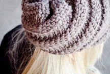 Crochet winter adult