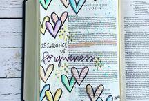 Bible Journalling ❤