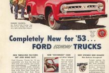 FORD / Ford Cars - Full Size Cars & Model Cars