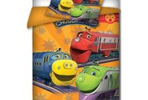 Chuggington bedding set collection | Stacyjkowo kolekcja pościelii / Chuggington bedding set collection | Stacyjkowo kolekcja pościelii