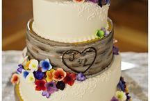 Wedding cake / by Lauren Pressy