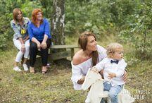 Fotografia rodzinna / Zdjęcia rodzinne wykonane przez Little Angels Studio