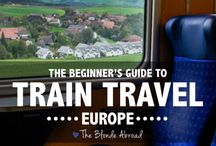Europe by train.
