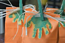 Crafts for HarperLillie / by Heather Taggart