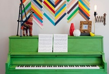 Cool piano ideas / Pianos