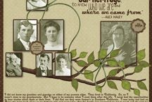 Genealogy Scrapping