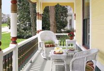 Outdoor Living / Inspiration and ideas