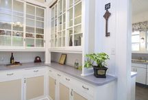 Pantry Closets / by Laura Ann {3 little Miracles}