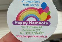 Happy Moments Camisano Vicentino / Articoli per feste, palloncini e tanto passione