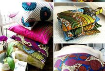 Shweshwe creations / Beautiful fabric designs with African prints. 100% cotton.