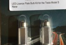 Teslarati.com - Review: LED License Plate Bulb Kit for the Tesla Model S / http://www.teslarati.com/review-led-license-plate-bulb-kit-tesla-model-s/