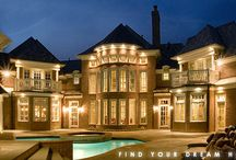 Houses / Architecture styles I like or just find intriguing. / by Amy Sullivan