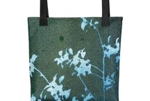 Project Bags: Tote, Pouch, Drawstring