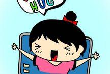 Hug :*