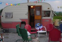 Vintage Camping Trailers / by Marianne Loose