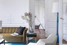 Inspiración Decoración / Descubre las tendencias en decoración más actuales, estilos de habitación increíbles y colores sorprendentes. Ven al Color!