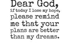 God only