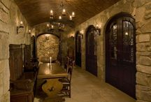 Wine Cellars / by 1Kindesign