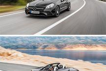 Mercedes-Benz SLC / Roadsters