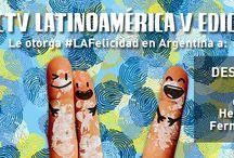 Nombres de proyectos ganadores / Estos son los proyectos ganadores de cada país de la V edición de DOCTV Latinoamérica.
