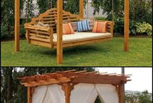 Relaxing Space Outdoor