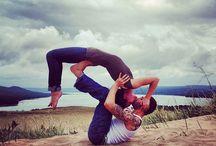 Yoga love / by Aliena Moonshine