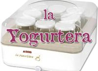 Yogures con yogurtera
