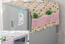 Jogos de cozinha em tecido
