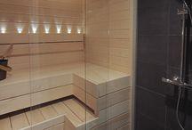 pesutilat ja sauna