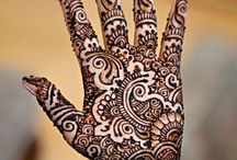 Henna tattoos to try / by Aneesa Kathree