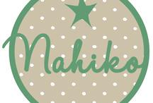 Nahiko* / Collares hechos de algodón y mucho amor!!! www.nahiko.es