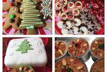 Linda's baking / Treats that I've made for family, friends and colleagues..