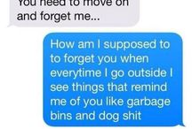 funny texts from exes