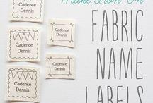 Name lebels