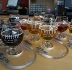 Craft Beer Selection / So how did we built up a great craft beer selection...with the help of our local breweries.