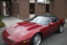 Chevy Corvette / by Apple Chevrolet