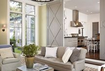 family room / by Andra Miller