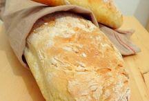 pain et autres pâtes  (pizza,brioche. ..