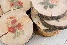 manualidades madera