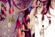 ╰☆╮drEAm cAtchEr - sUn cAtchEr ╰☼╮ mObiIE ╰彡╮ / Dream Catcher, Sun Catcher, Mibile, Wind Chime / by Mélanie Roger