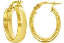 Gold Earrings.. at affordable price