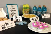 Breaking Bad Party / by Julie Russell