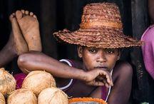 Tsena /marché /market /mercado / Les marchés malagasy en photo