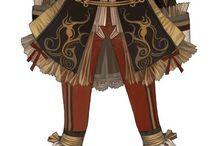 armadura anime